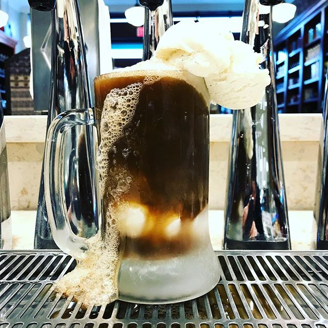 OG SUDS Y'ALL.  #webersrootbeer float! Grandpappy of the noms. . . . . #tulsa #tulsaok #tulsaoklahoma #shopsmall #shopsmalltulsa #shopsmallok #shoplocal #shoplocaltulsa #shoplocalok #oklahoma #mytulsa #mytulsaworld #myoklahoma #smallbusiness #shoptulsa #brooksidetulsa #mainstreettulsa