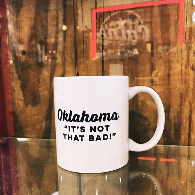Today's good mood is brought to you by COFFEE! . . . . . #tulsa #tulsaok #tulsaoklahoma #shopsmall #shopsmalltulsa #shopsmallok #shoplocal #shoplocaltulsa #shoplocalok #oklahoma #mytulsa #mytulsaworld #myoklahoma #smallbusiness #shoptulsa #brooksidetulsa #mainstreettulsa