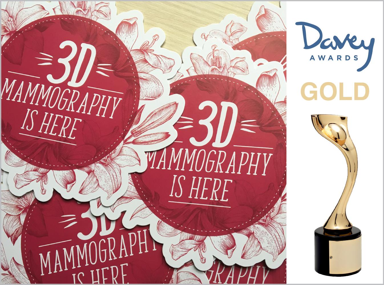 Women's Imaging of Radiology Associates of Tallahassee 3D Mammogram Brochure