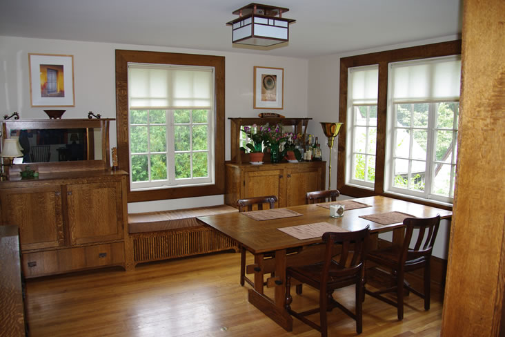 Dining Room by Jonnywood Custom Woodworking