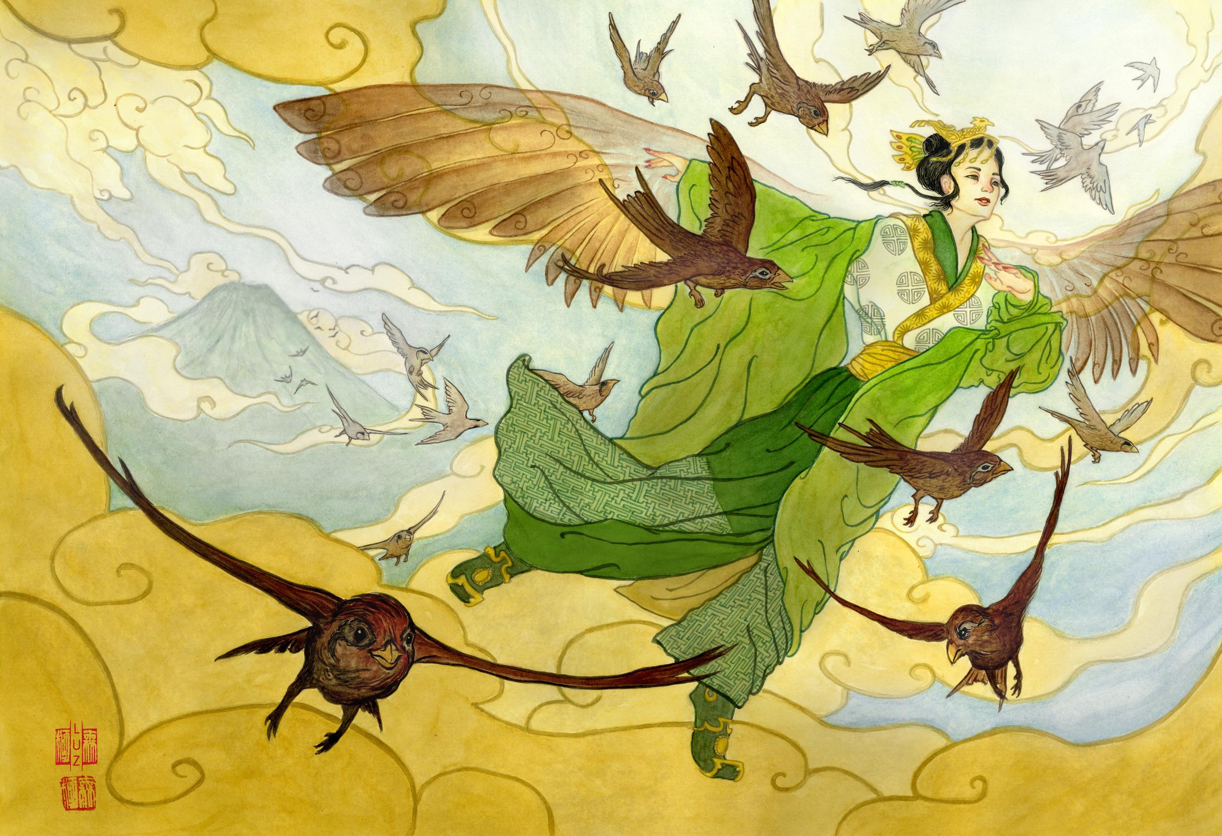 Sparrow Queen