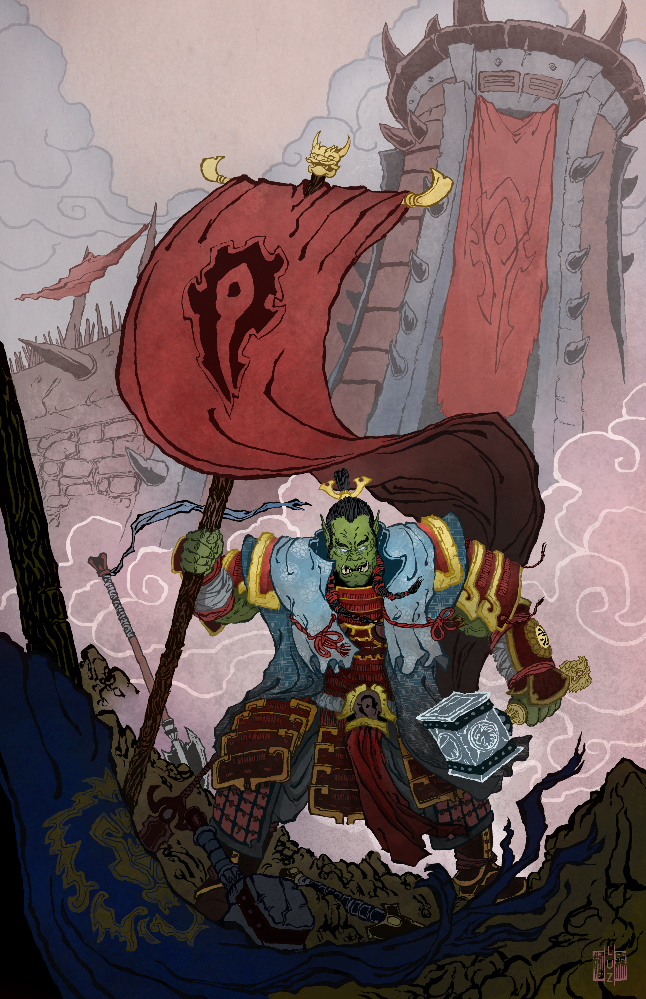 Thrall the Warchief