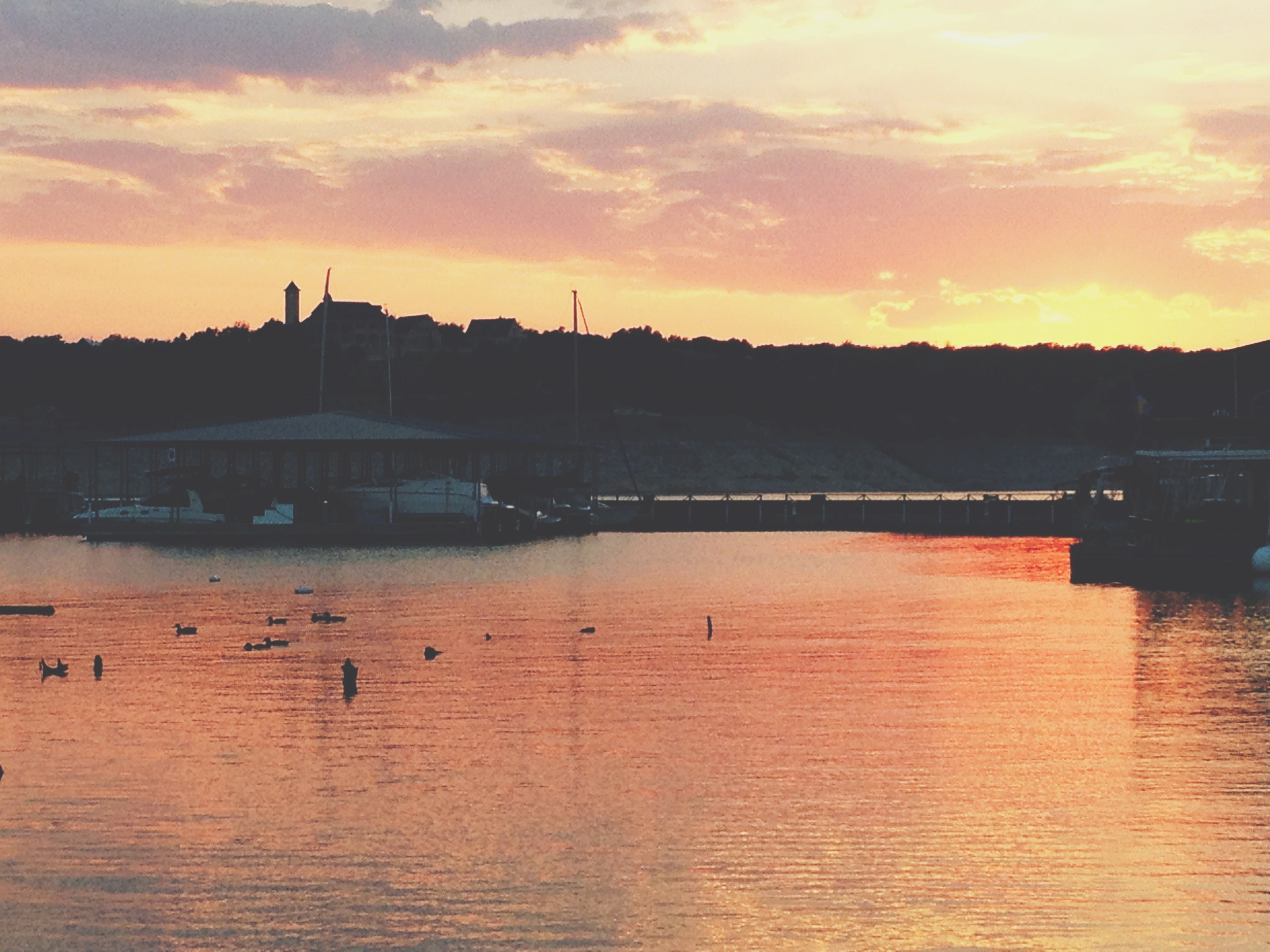 Last night in Austin, Texas over Lake Travis. The end to a beautiful week.