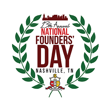 Copy of 2018 National Founders Day logo