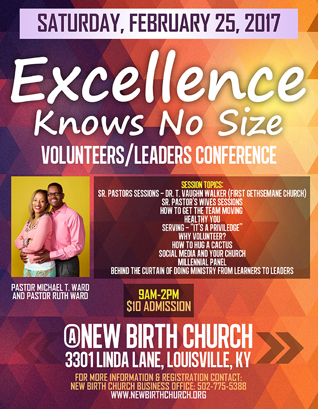 Copy of New Birth Church conference flyer