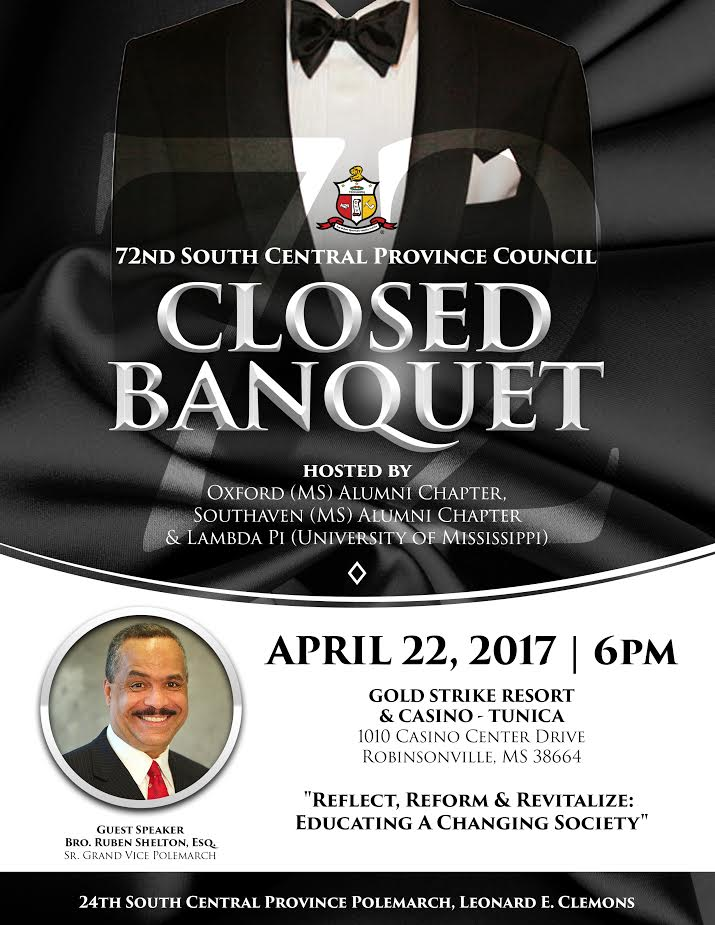 Copy of 72nd SCPC Closed Banquet flyer