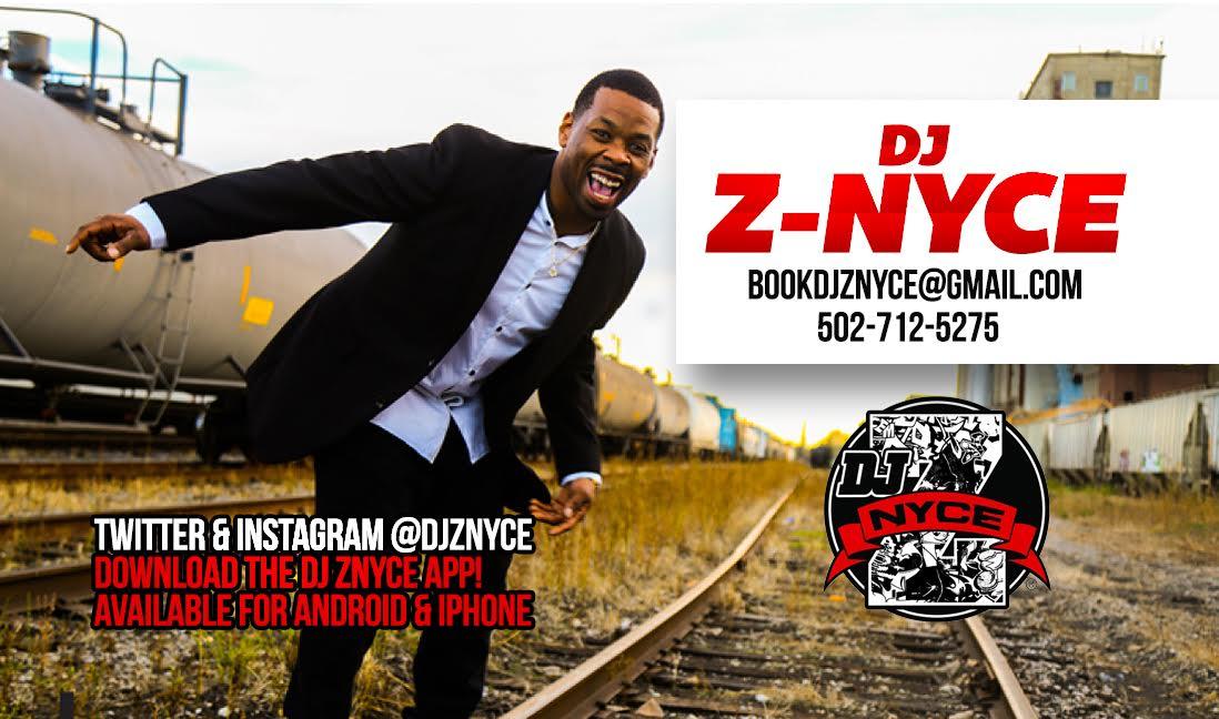 Copy of DJ ZNyce Business Cards