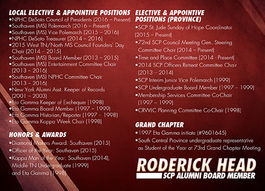 Copy of Roderick Head Campaign flyer
