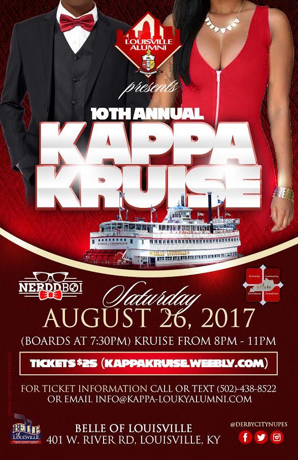 Copy of 2017 Kappa Kruise flyer & tickets