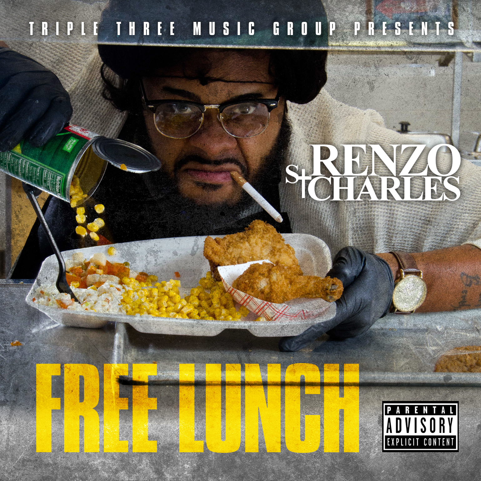 Copy of Triple Three Music Group - Free Lunch