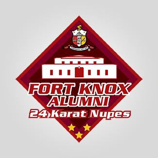 Copy of Fort Knox (KY) Alumni Chapter Logo