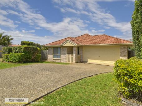 10 naomi court, murrumba downs. sold for $390,000
