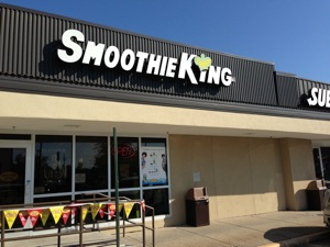 Smoothie King - New Orleans