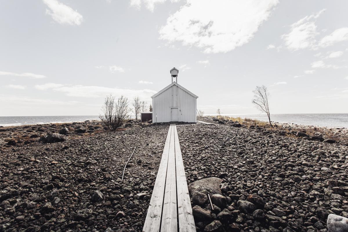 The little fishermen's chapel