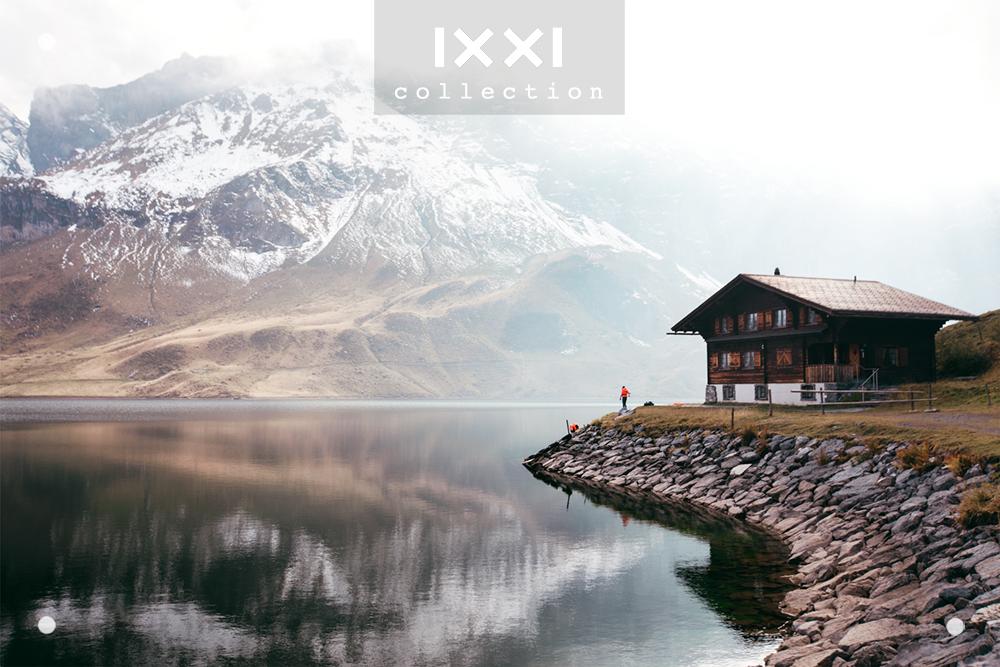 Switzerland, Melchsee-Frutt - Cabin