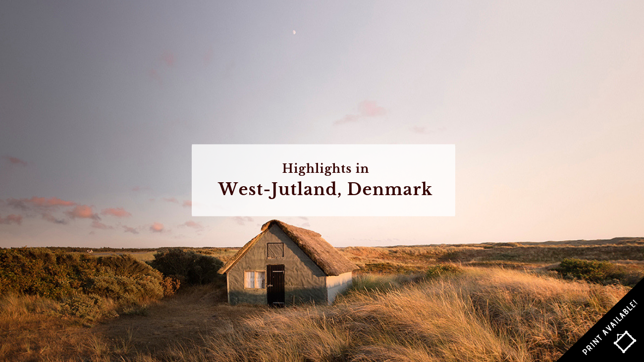 Blog claireonline Highlights in West Jutland, Denmark