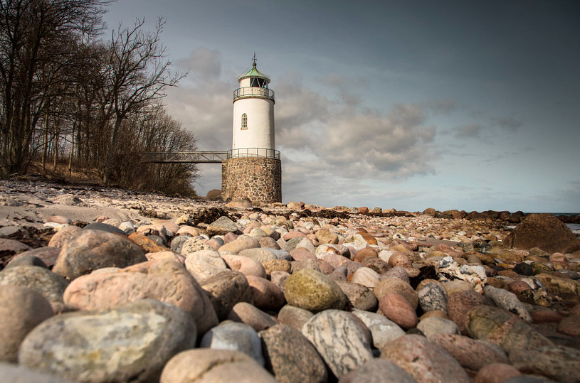 Taksensand Lighthouse
