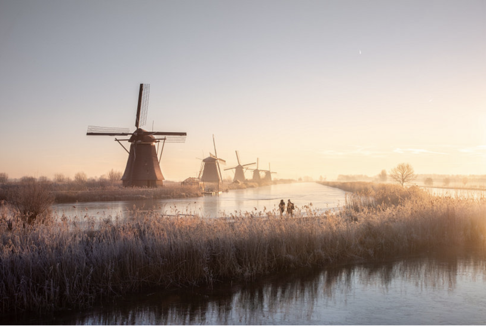 A Dutch Sunrise