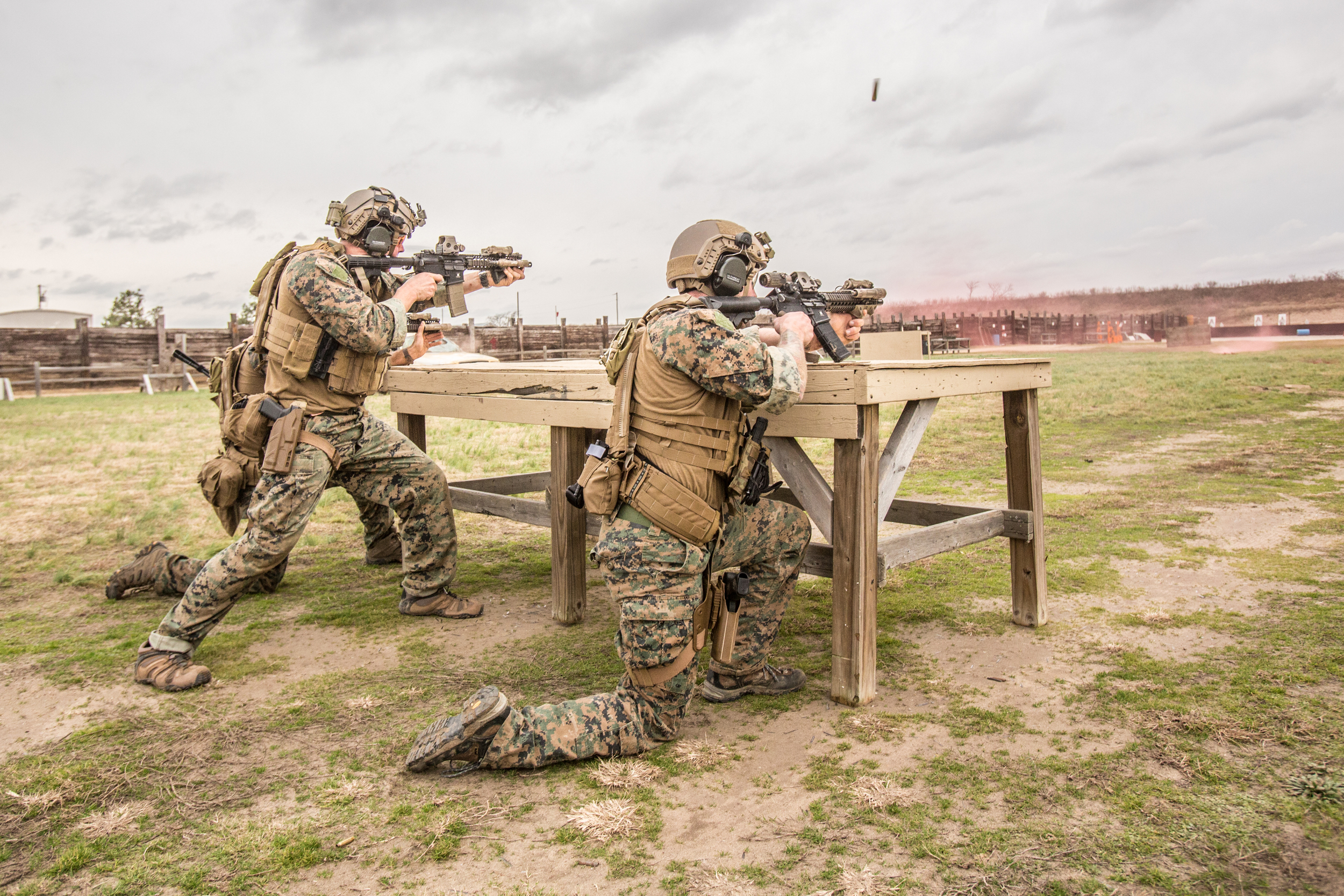 """Because we started out as Marines, we're better special operators."""