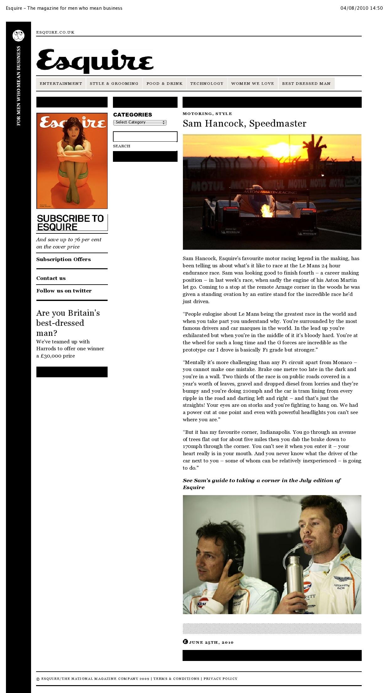 Esquire.co.uk