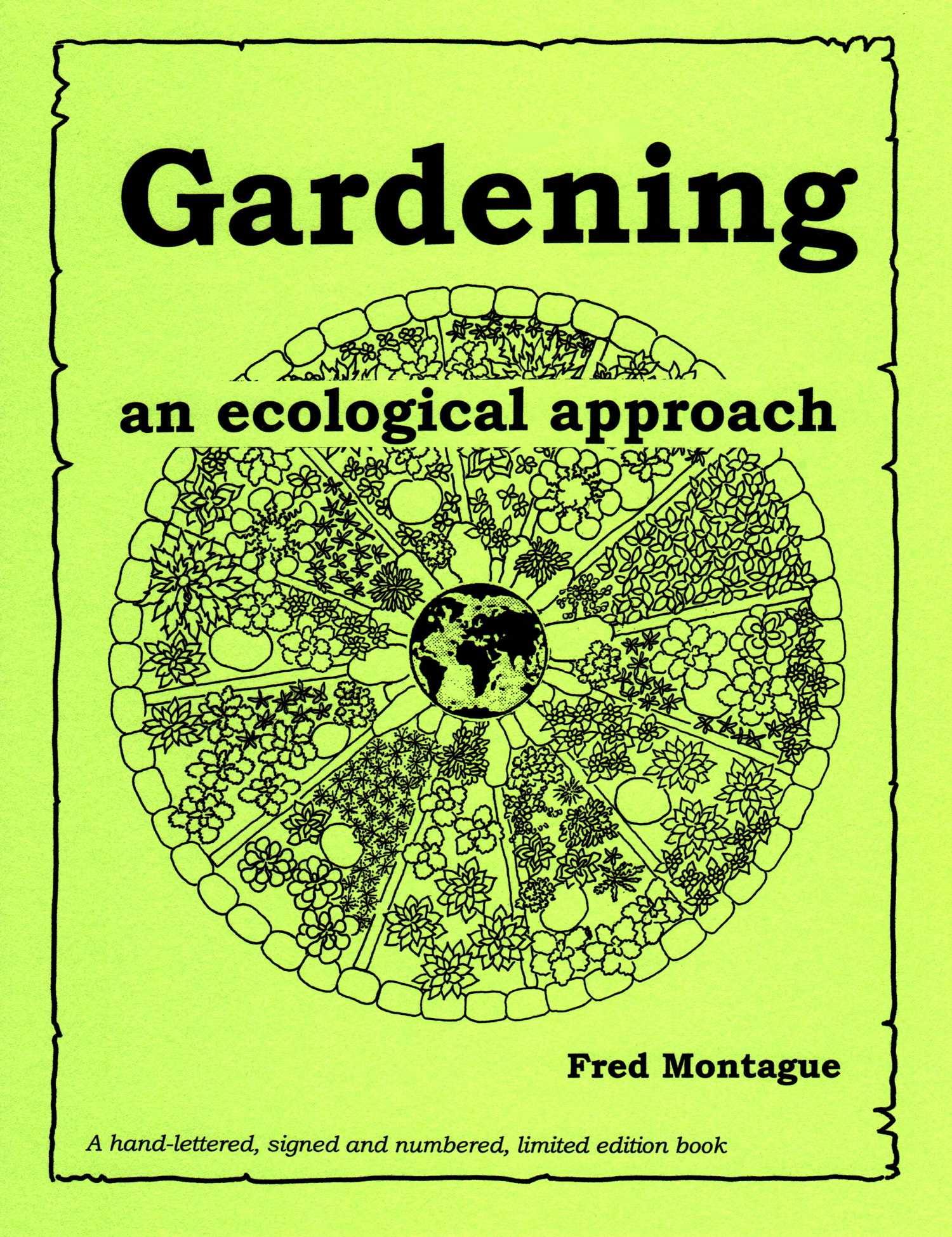 Gardening:  An Ecological Approach book cover