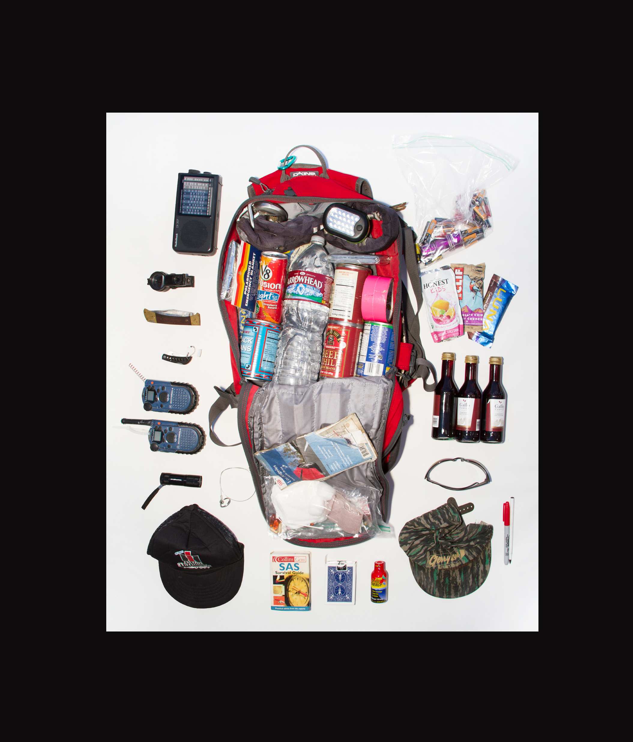 Sam's Bug Out Bag