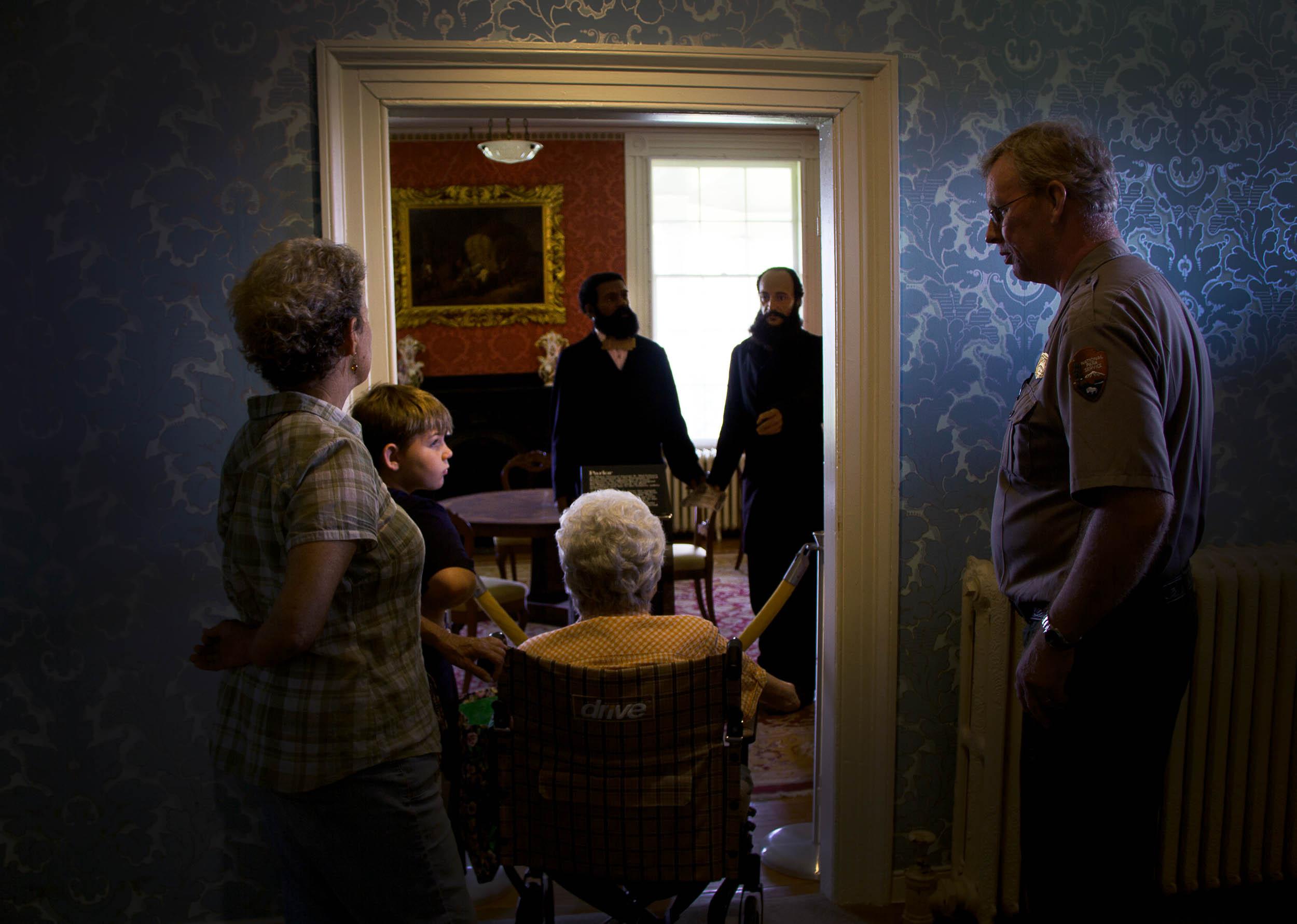 Appomattox Manor, Virginia