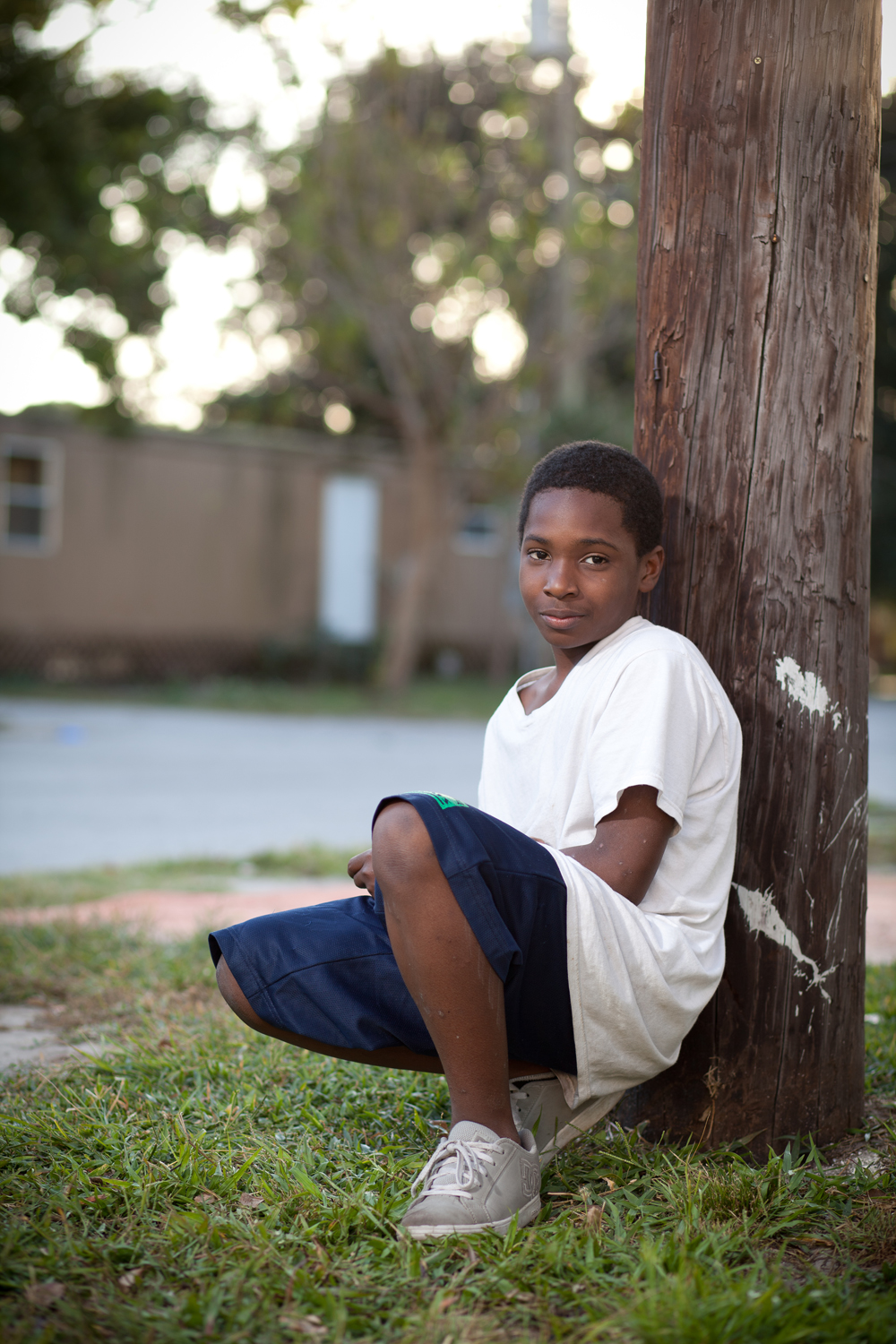 child african american tampa editorial portrait photographer