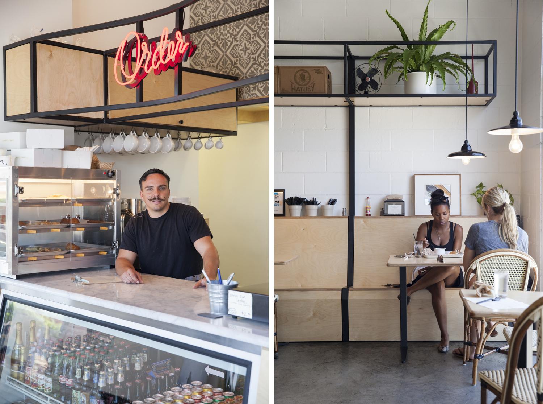 Black Bead Deli Orlando food photographer