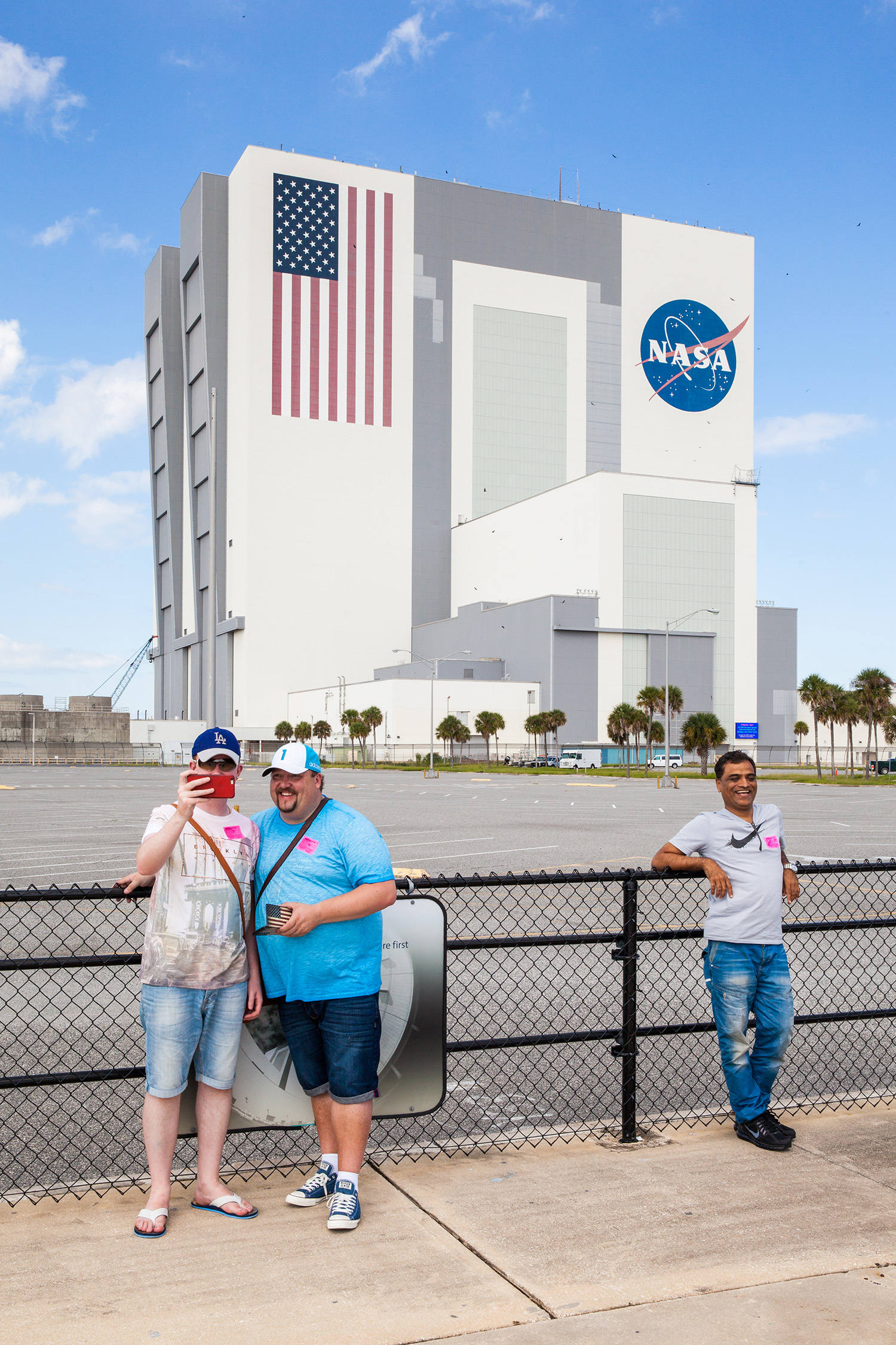 NASA building travel photography