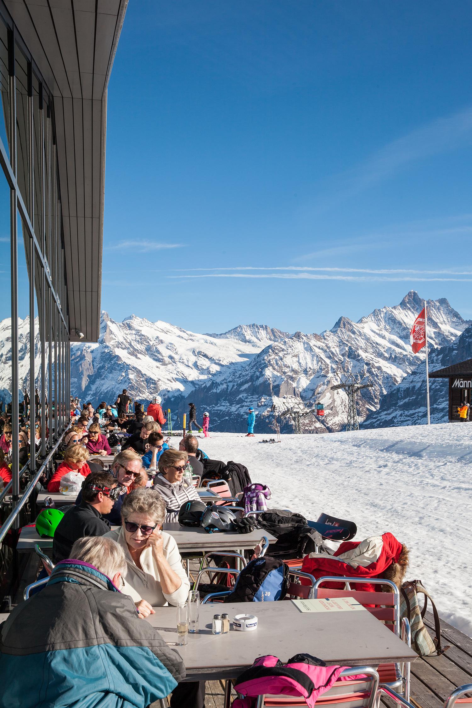switzerland photograph skiing