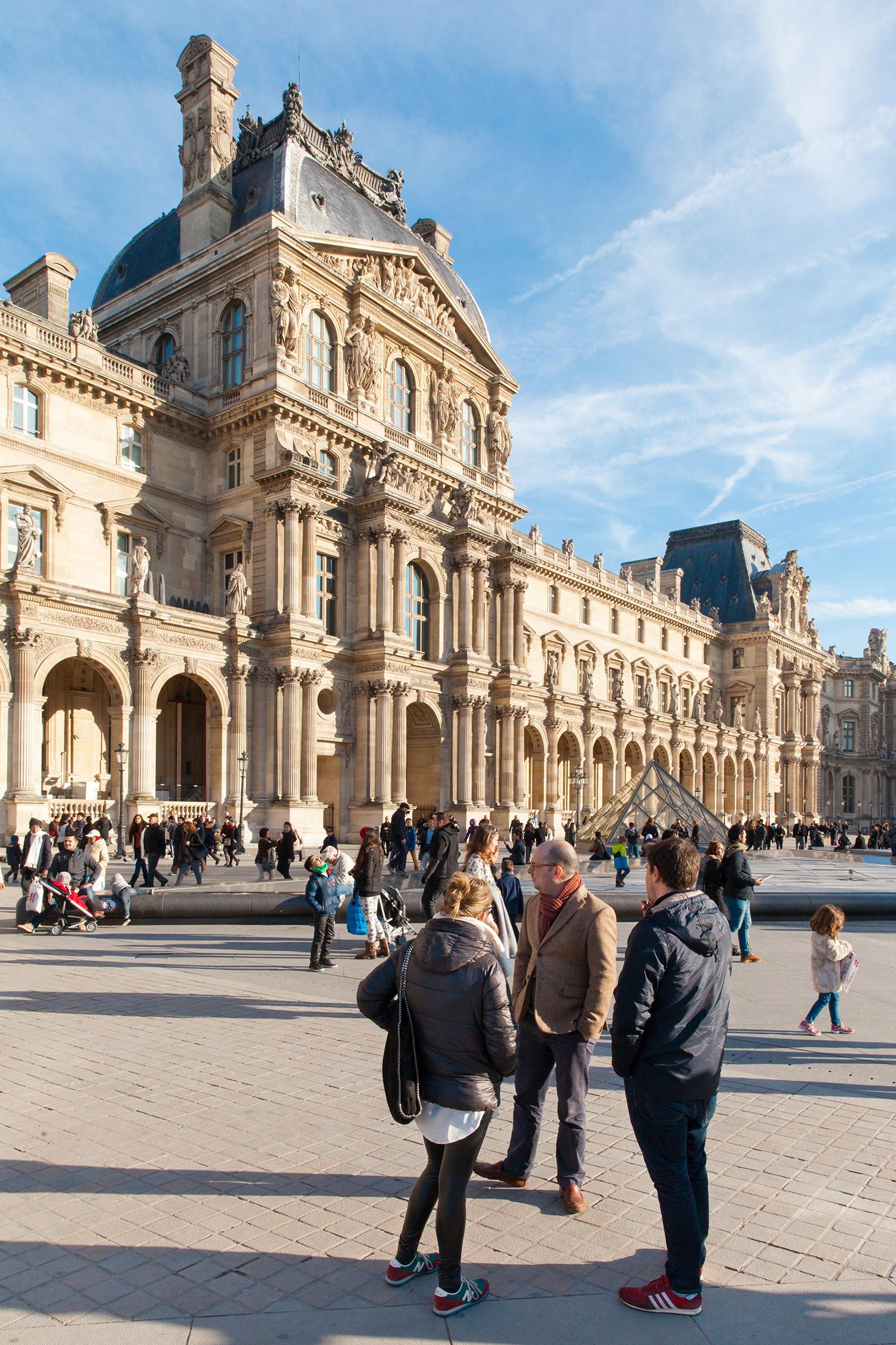 Louvre france paris travel photographer magazine