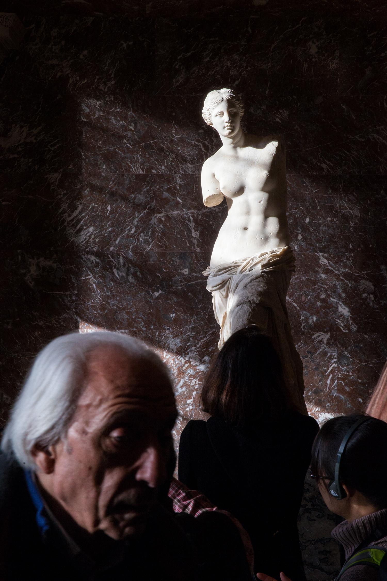 Venus de Milo paris france