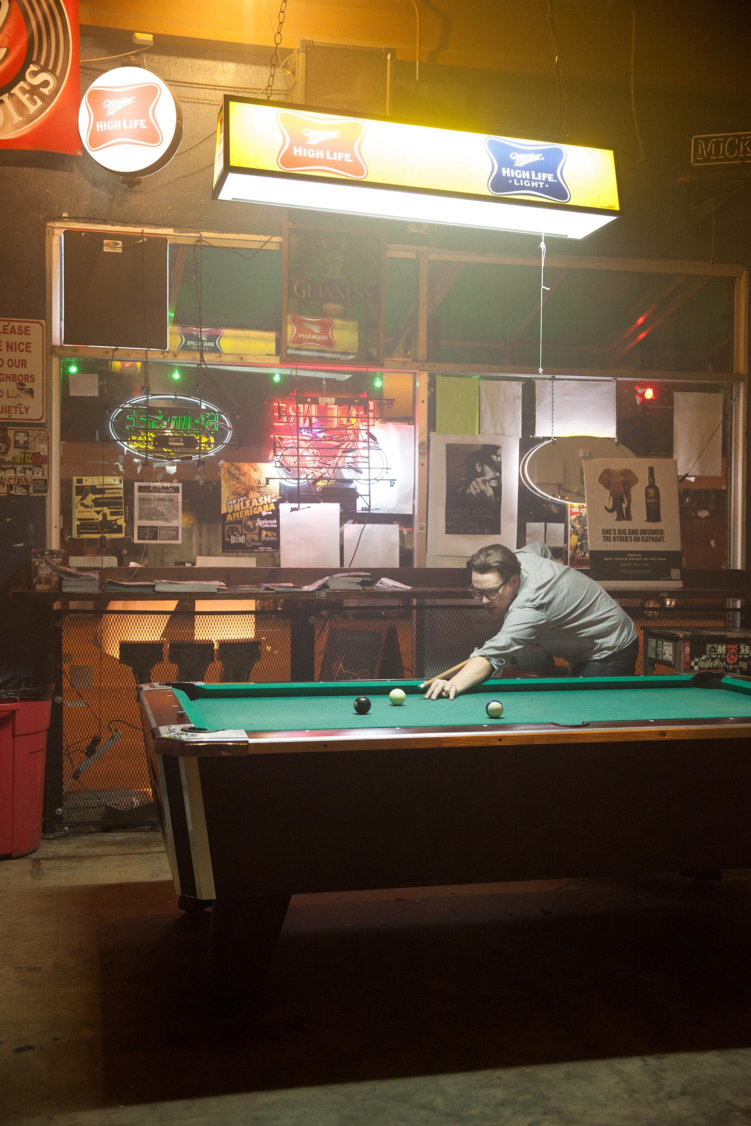 Will's Pub orlando photographer