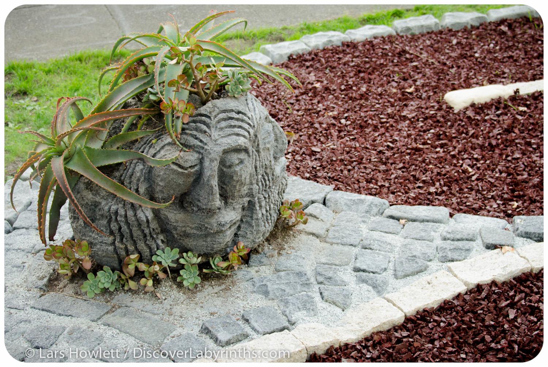 Labyrinth Sculpture