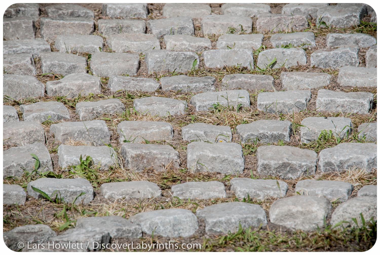 Cobblestone Labyrinth