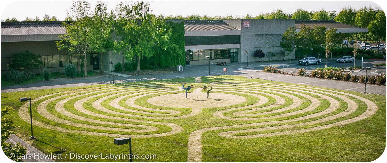 Yoga Labyrinth