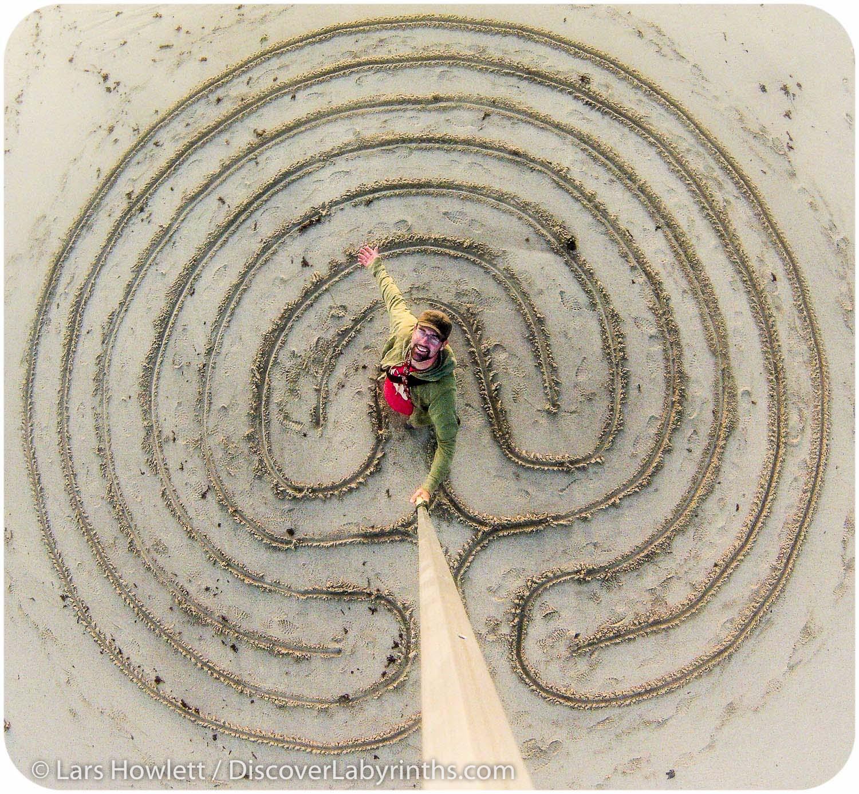Selfie Labyrinth