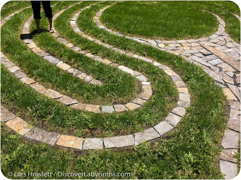 Baltic Wheel Labyrinth