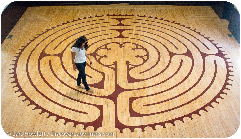 Church Labyrinth