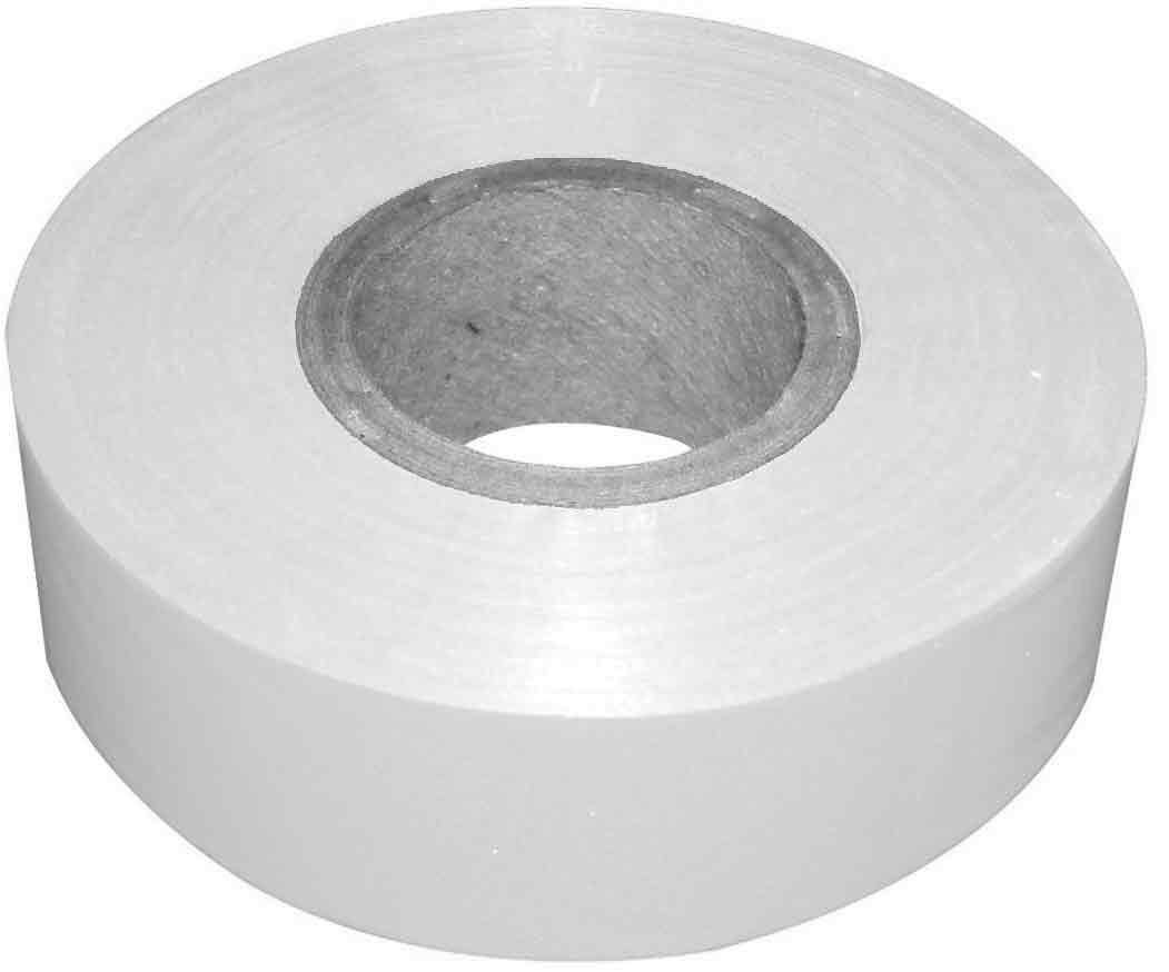 White Flagging Tape