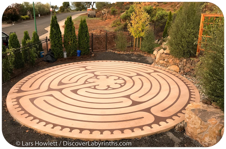Chartres Essence Labyrinth