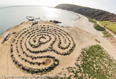 Wave Labyrinth