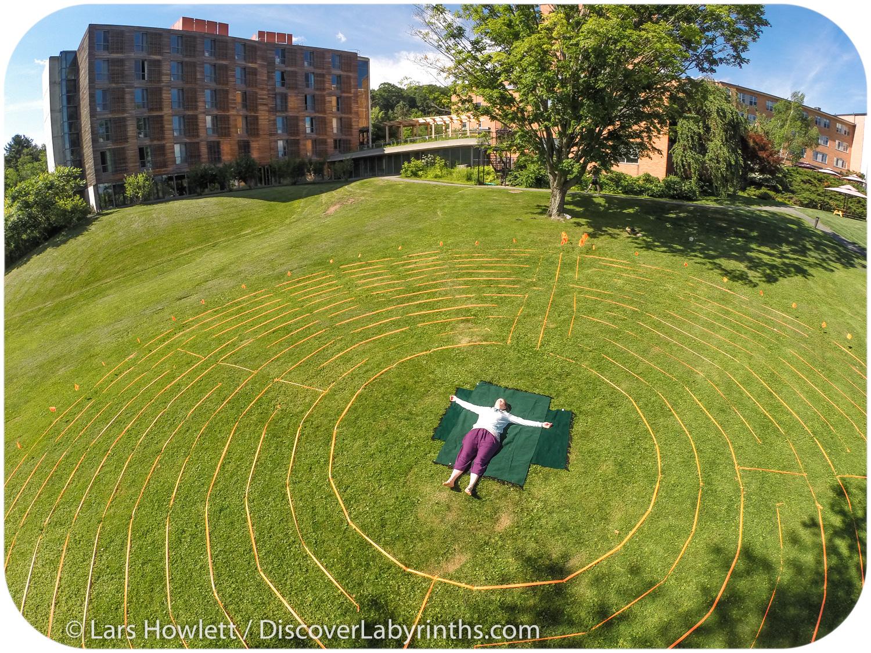 Kripalu Labyrinth