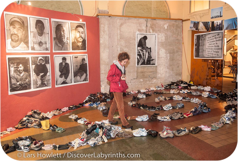 Shoe Labyrinth