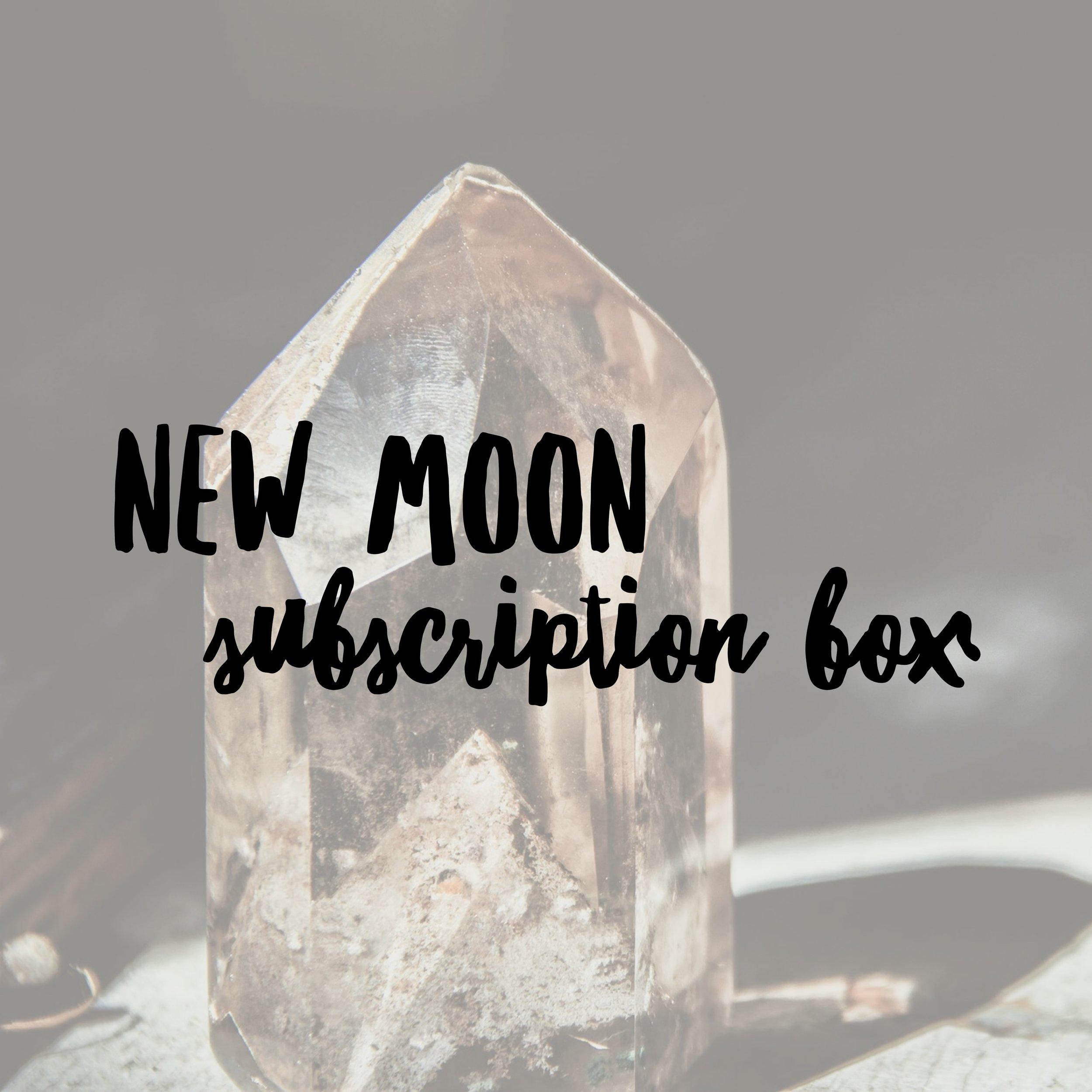 New Moon Box