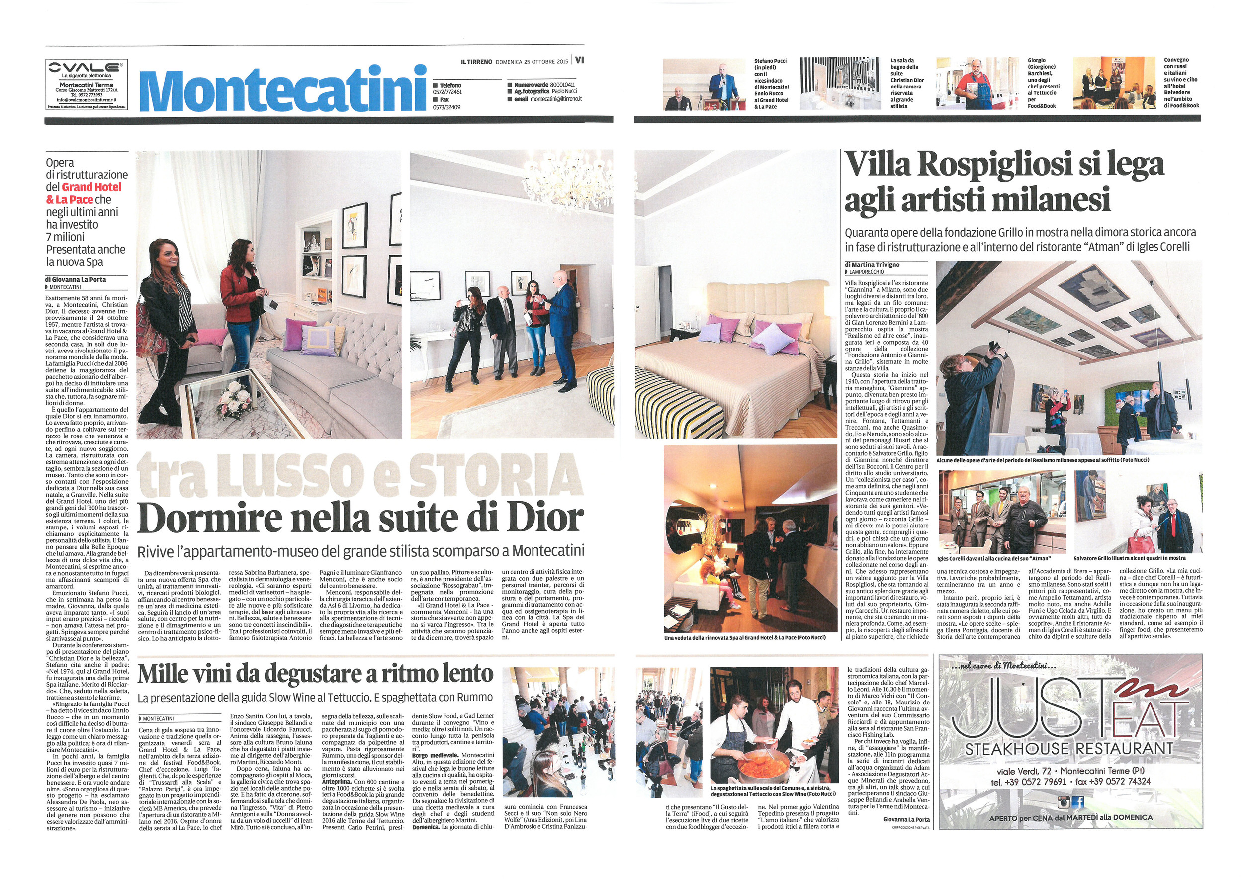 """<p><strong>IL TIRRENO</strong><a href=""""/s/IL_TIRRENO_25_10_15.pdf"""" target=""""_blank"""">Download Article→</a></p>"""