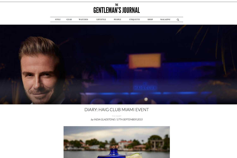 "<p><strong>Gentleman's Journal</strong><a href=""http://www.thegentlemansjournal.com/haig-club-miami/"" target=""_blank"">Read Article→</a></p>"