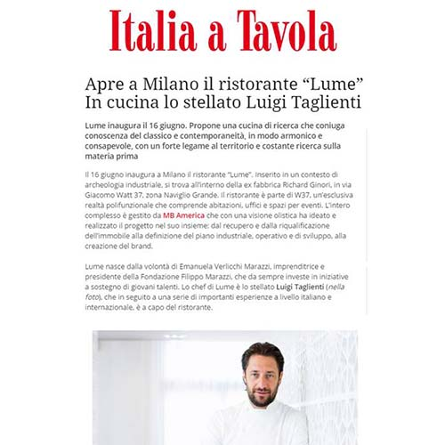 "<p><strong>ITALIA A TAVOLA</strong><a href=""/s/140616-ITALIAATAVOLANET.pdf"" target=""_blank"">Download Article →</a></p>"