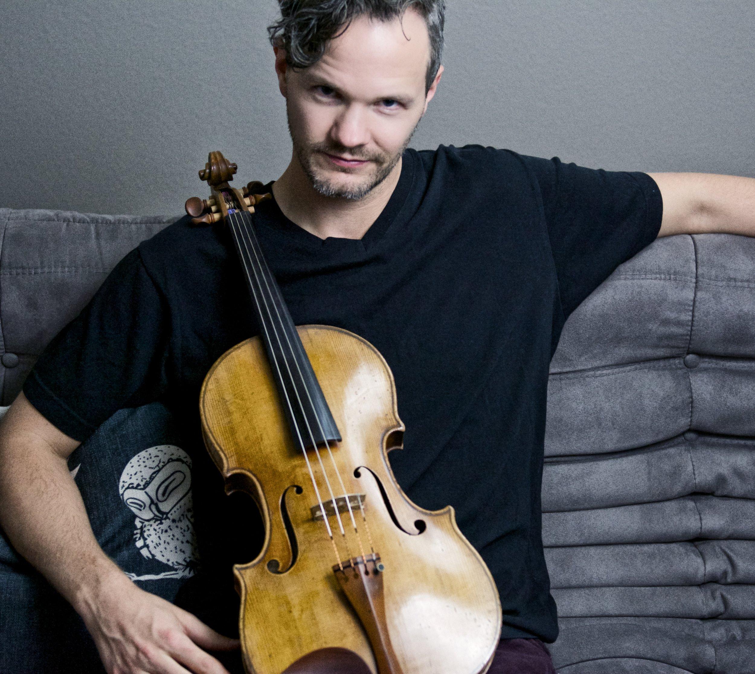 Erik Peterson, viola